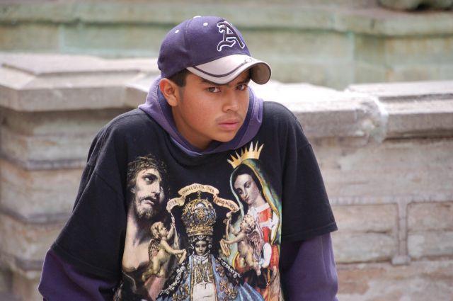 Zdjęcia: Guanajuato, Boska Bluza, MEKSYK