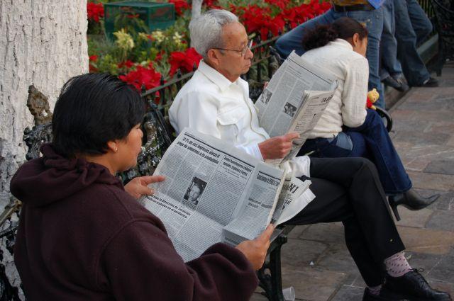Zdjęcia: Puebla, Dzień jak codzień, MEKSYK