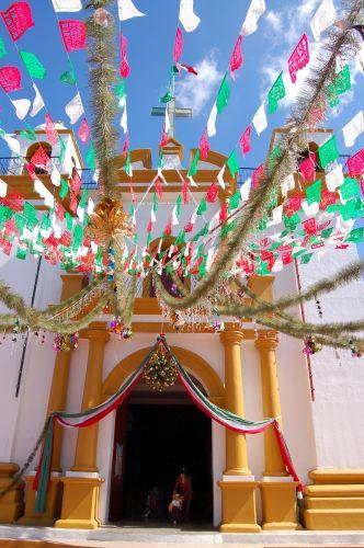 Zdjęcia: San Cristobal de las Casas, Chiapas, Kościół, MEKSYK