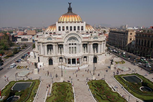 Zdjęcia: Mexico City - Zona Historica, Palacio, MEKSYK