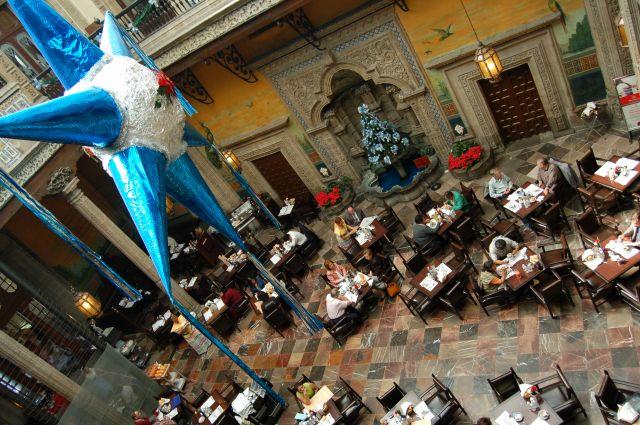 Zdj�cia: Mexico City - Zona Historica, Olbrzymia Piniata , MEKSYK