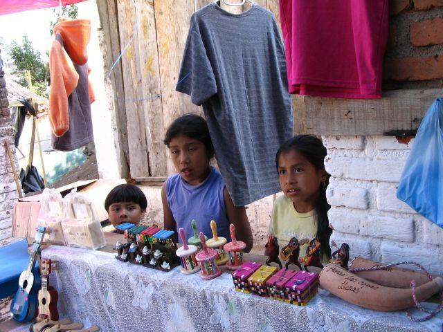 Zdjęcia: janitzio, mali sprzedawcy, MEKSYK