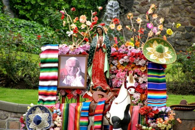 Zdj�cia: Guadalupe, Meksyka�ska Cz�stochowa, MEKSYK