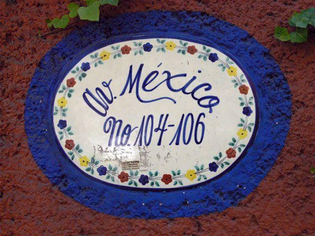 Zdjęcia: Miasto Meksyk, dzielnica Coyocan, Avenida Mexico, MEKSYK