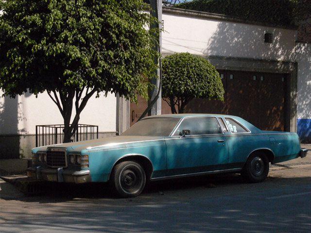 Zdjęcia: Miasto Meksyk, dzielnica Coyocan, Niezla bryka... i niezle brudna ;), MEKSYK