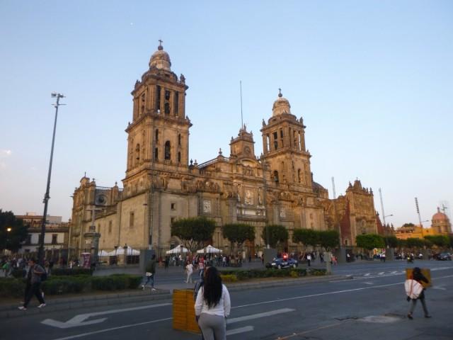 Zdjęcia: Miasto Meksyk, Miasto Meksyk, Zocalo, MEKSYK