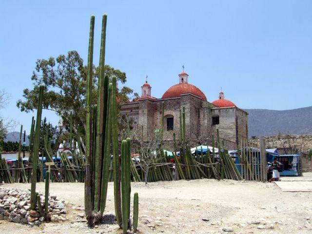 Zdjęcia: Mitla, Oaxaca, Dwa światy, MEKSYK