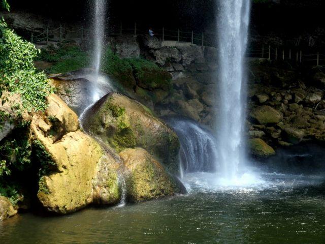 Zdjęcia: Misol-Ha, Chiapas, Wodospady, MEKSYK