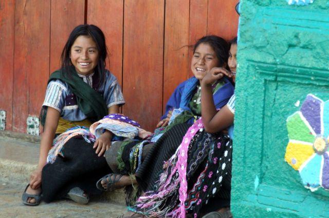 Zdjęcia: San  Juan Chamula, Chiapas, radosne, MEKSYK