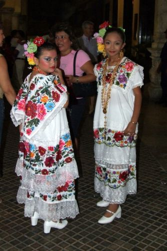 Zdjęcia: Merida, Jukatan, Folkrol, MEKSYK