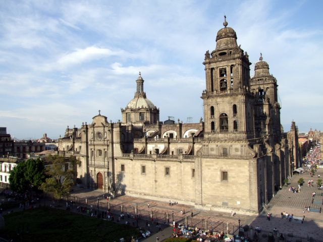 Zdj�cia: Miasto Meksyk, Miasto Meksyk, Catedral Metropolitana, MEKSYK