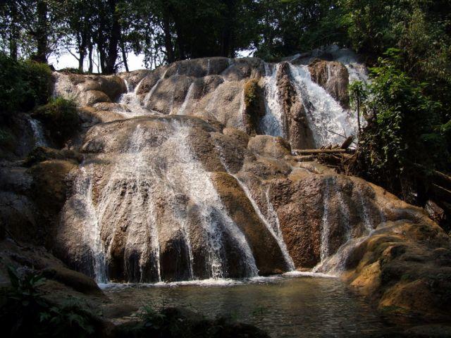 Zdjęcia: Agua Azul, Chiapas, Agua Azul, MEKSYK