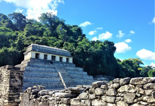 Zdjęcia: Palenque, Chiapas, Ruiny Majów, MEKSYK