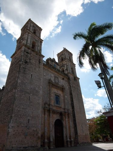 Zdj�cia: Valladolid, Jukatan, Katedra san Gervasio, MEKSYK