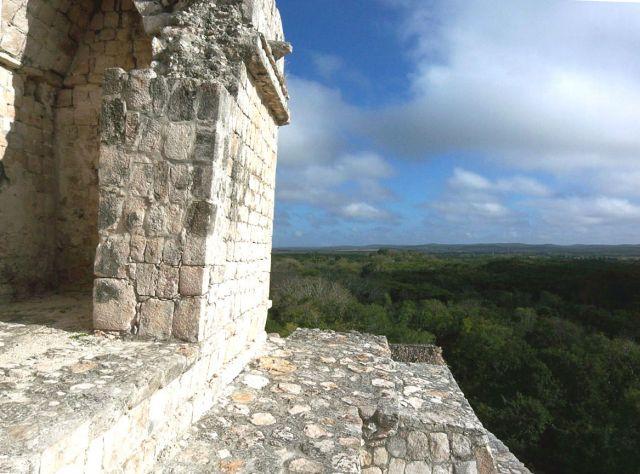 Zdjęcia: Jukatan, Edzna 3, MEKSYK