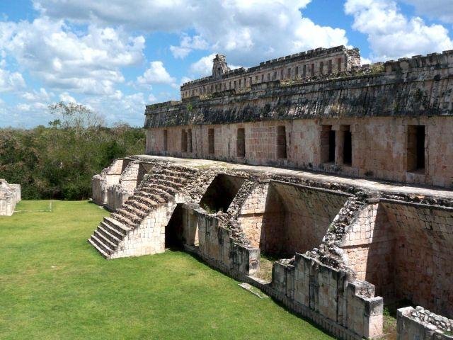 Zdjęcia: Jukatan, Kabah 1, MEKSYK