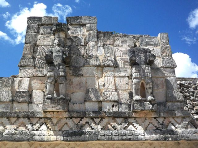 Zdjęcia: Jukatan, Kabah 2, MEKSYK