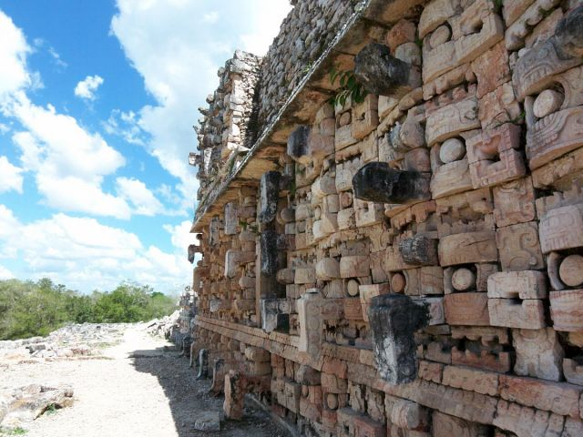 Zdjęcia: Jukatan, Kabah 3, MEKSYK