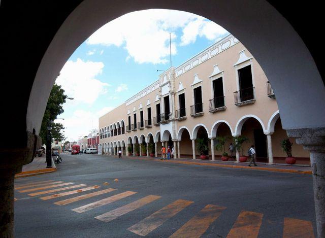 Zdjęcia: Jukatan , rynek w Valladolid, MEKSYK