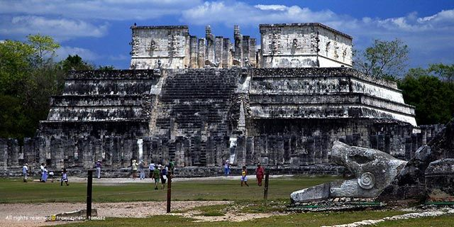 Zdjęcia: Meksyk, Meksyk, Chichen Itza, MEKSYK