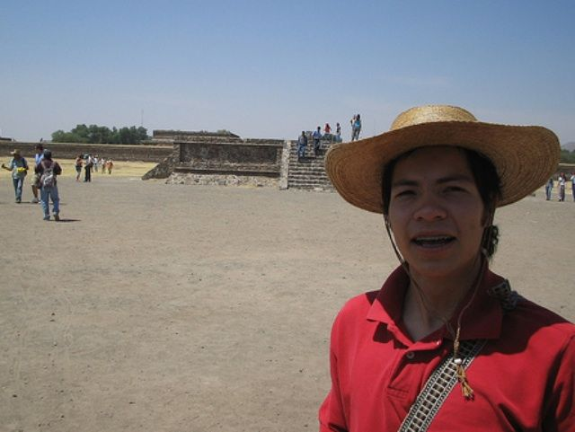 Zdjęcia: Museum Teotihuacan, Meksykanin, MEKSYK