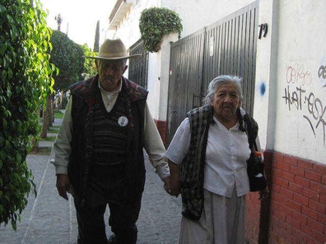 Zdjęcia: Mexico City, Zakochani Meksykanie, MEKSYK