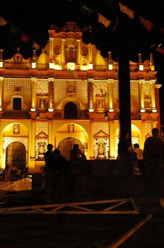 Zdjęcia: San Cristobal de Las Casas, Chiapas, Katedra, MEKSYK
