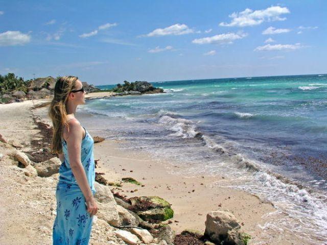 Zdjęcia: Tulum, płw. Jukatan, Tulum-prawie raj..., MEKSYK