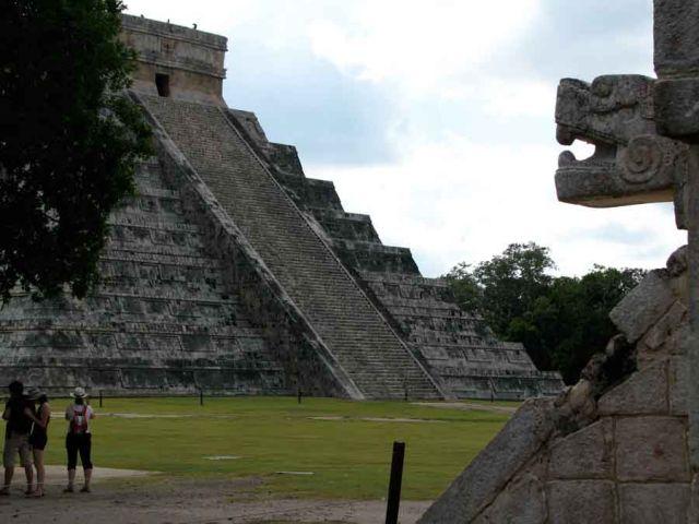 Zdjęcia: Chitchen-Itza, Riwiera Majów, miejsce mocy, MEKSYK