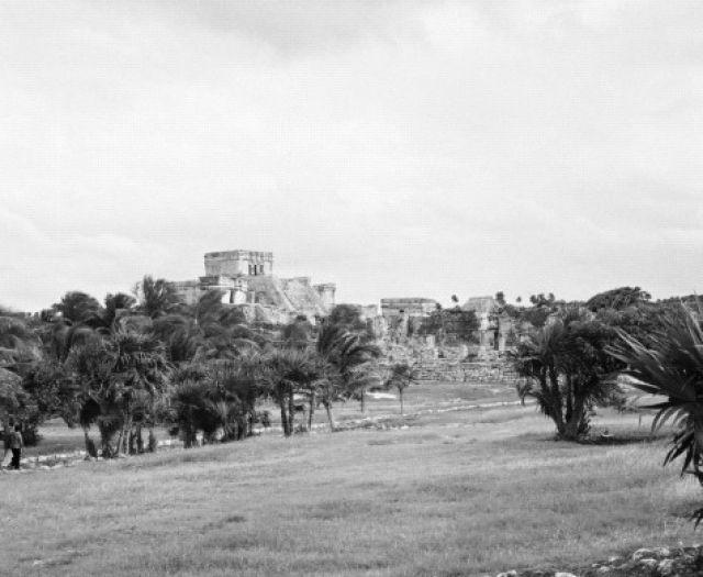 Zdjęcia: Tulum, Tulum - fragment, MEKSYK