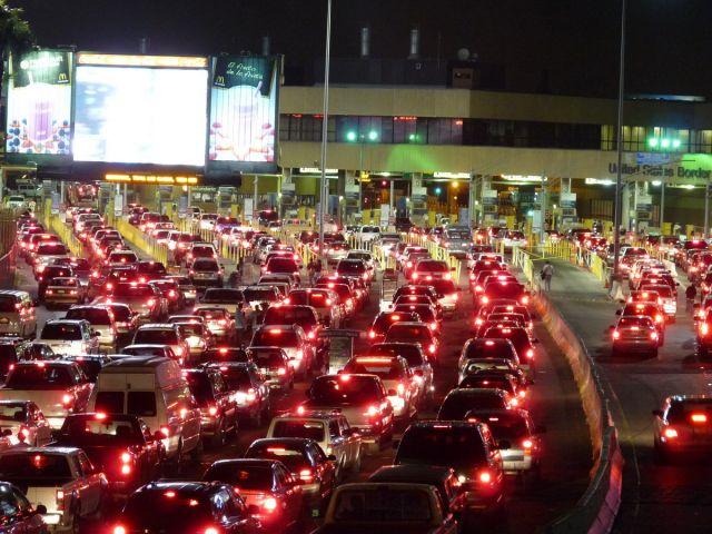 Zdjęcia: Tijuana, Tijuana, Najrychliwsza granica na świecie, MEKSYK