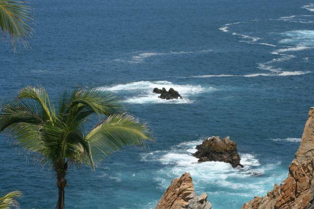 Zdjęcia: La Quebrada, Acapolco, Zatoka La Quebrada, MEKSYK