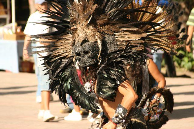 Zdjęcia: Mexico City, Mexico City, Indiańskia maska, MEKSYK