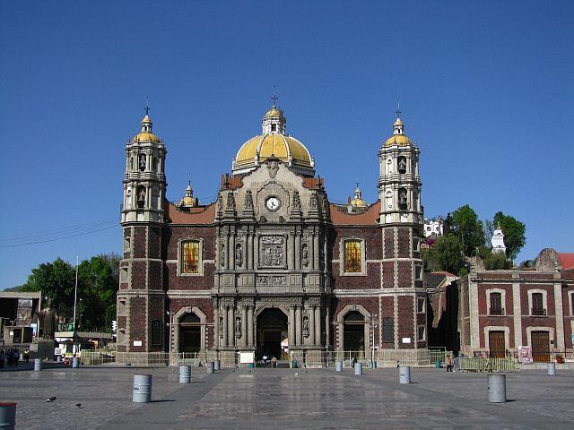 Zdjęcia: Ciudad de Mexico, Ciudad de Mexico, Sanktuarium Matki Boskiej z Gwadelupy, MEKSYK