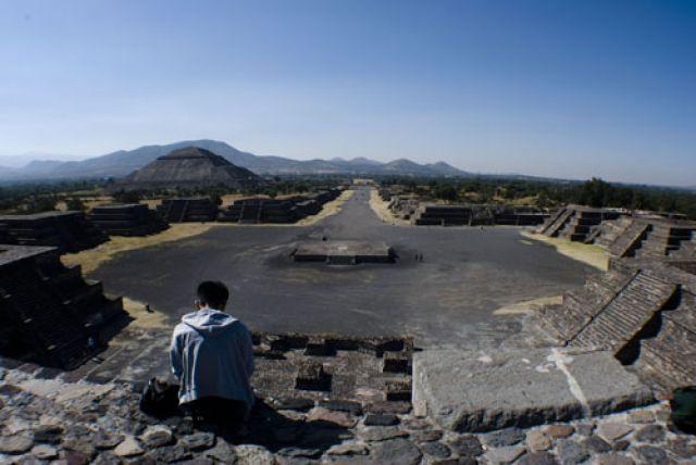 Zdjęcia: Teotihuacan, Teotihuacan, Meksyk, MEKSYK