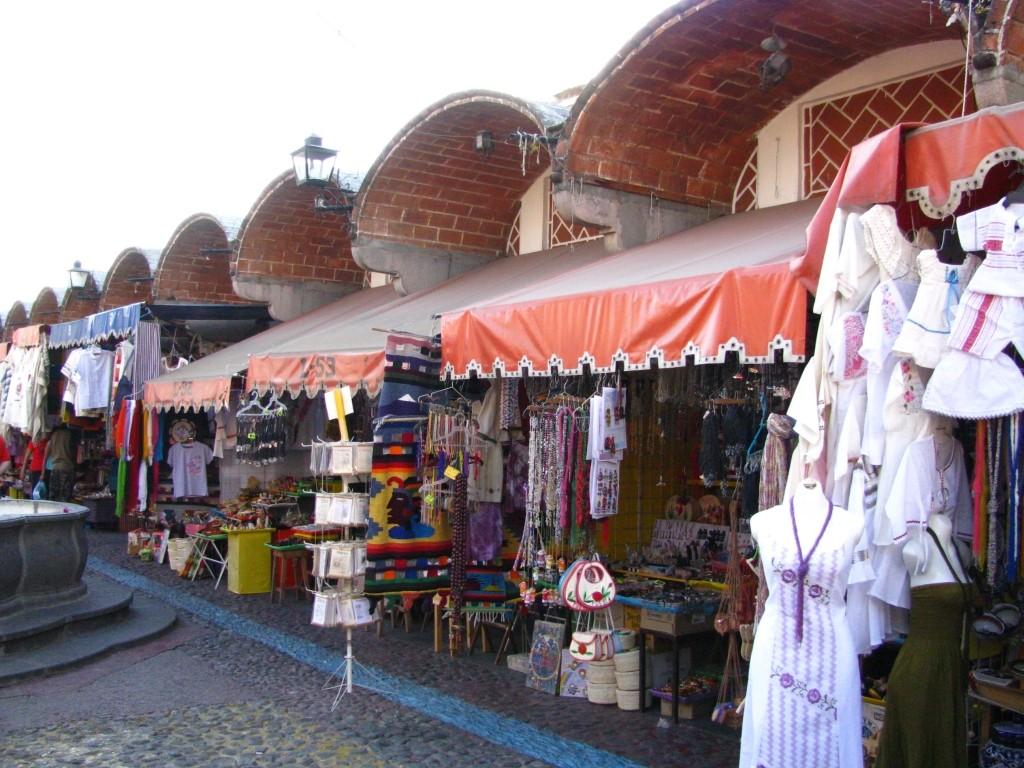 Zdjęcia: Puebla, stan Puebla, na targu, MEKSYK