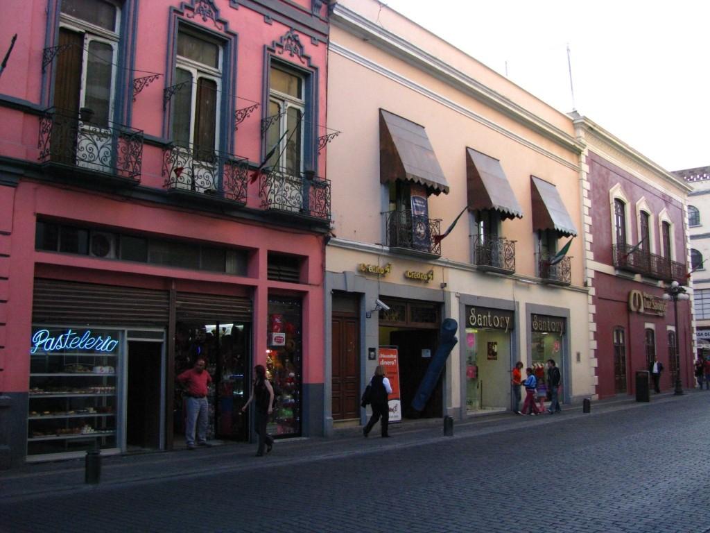 Zdjęcia: Puebla, stan Puebla, architektura meksykańska, MEKSYK