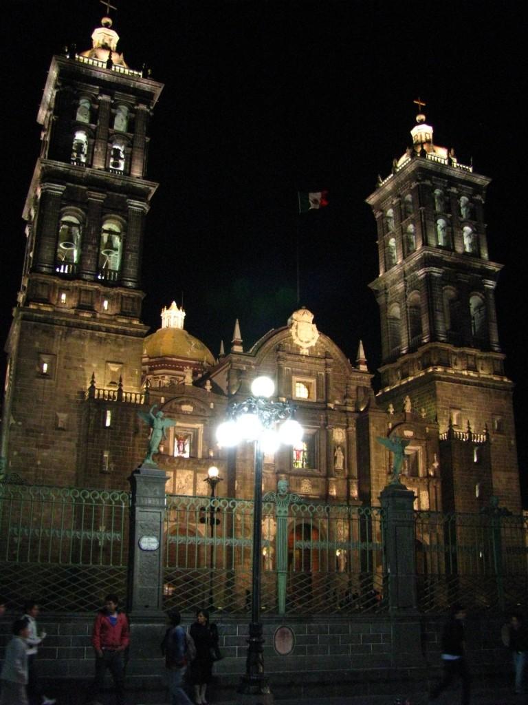 Zdjęcia: Puebla, stan Puebla, katedra , MEKSYK