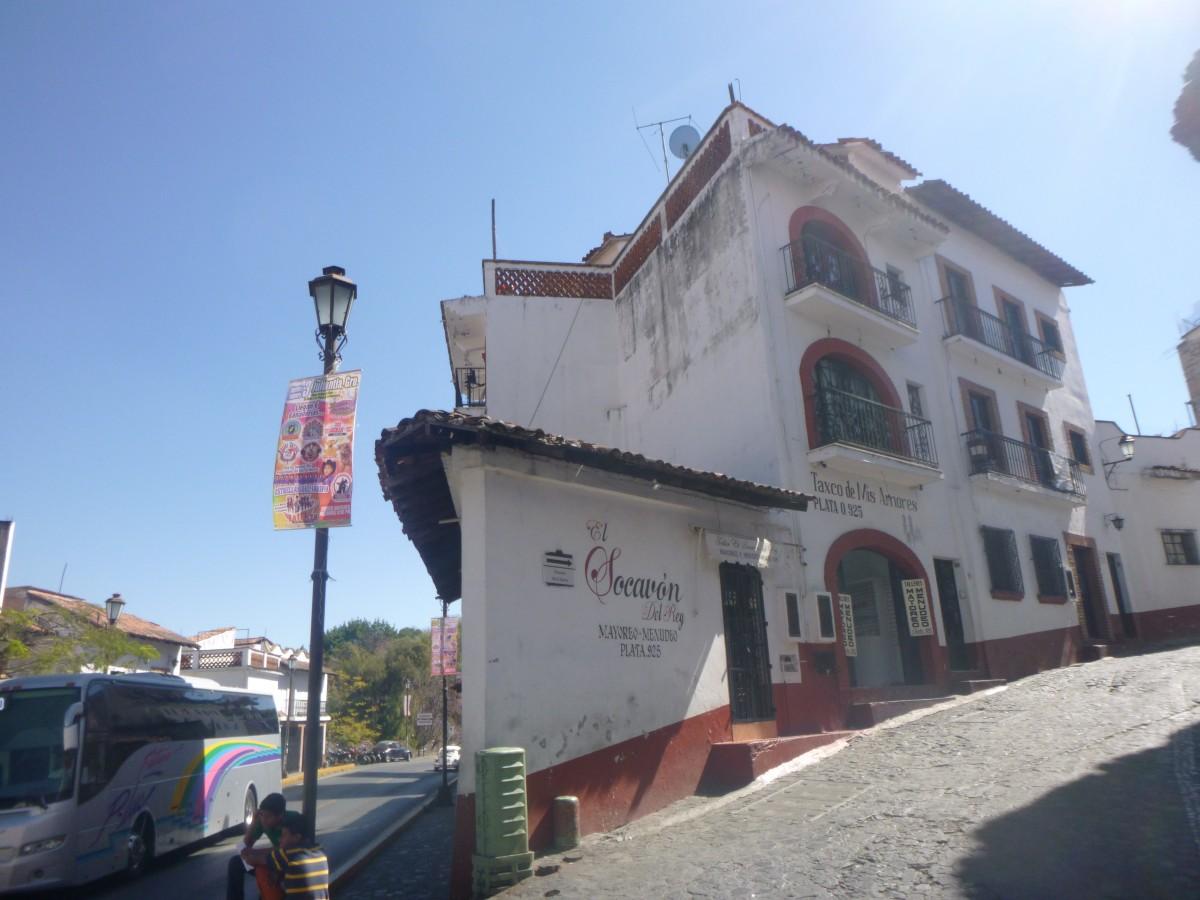 Zdjęcia: Taxco, Guerrero, Strome uliczki Taxco, MEKSYK
