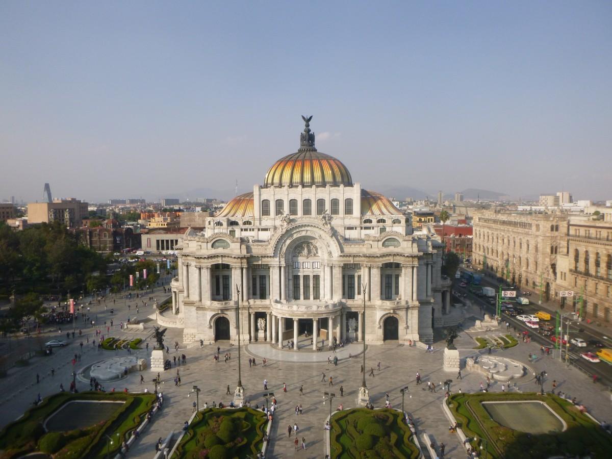 Zdjęcia: Miasto Meksyk, Miasto Meksyk, Bellas Artes, MEKSYK