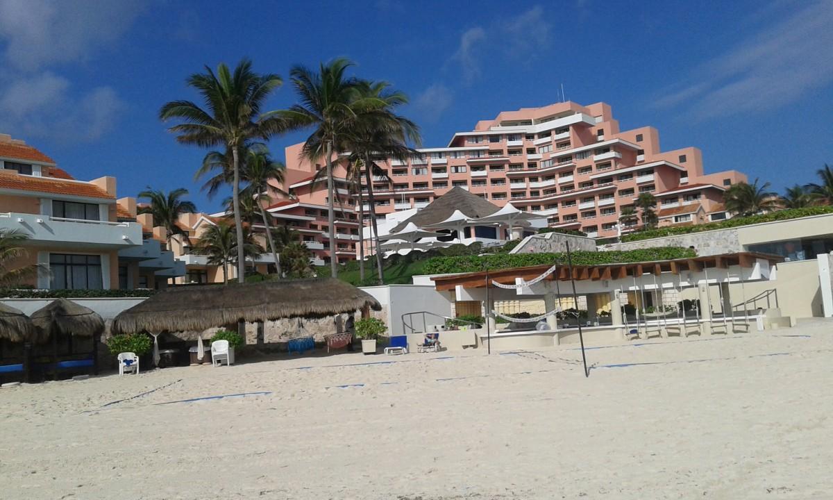Zdjęcia: Cancun, Plaża w Cancun, MEKSYK