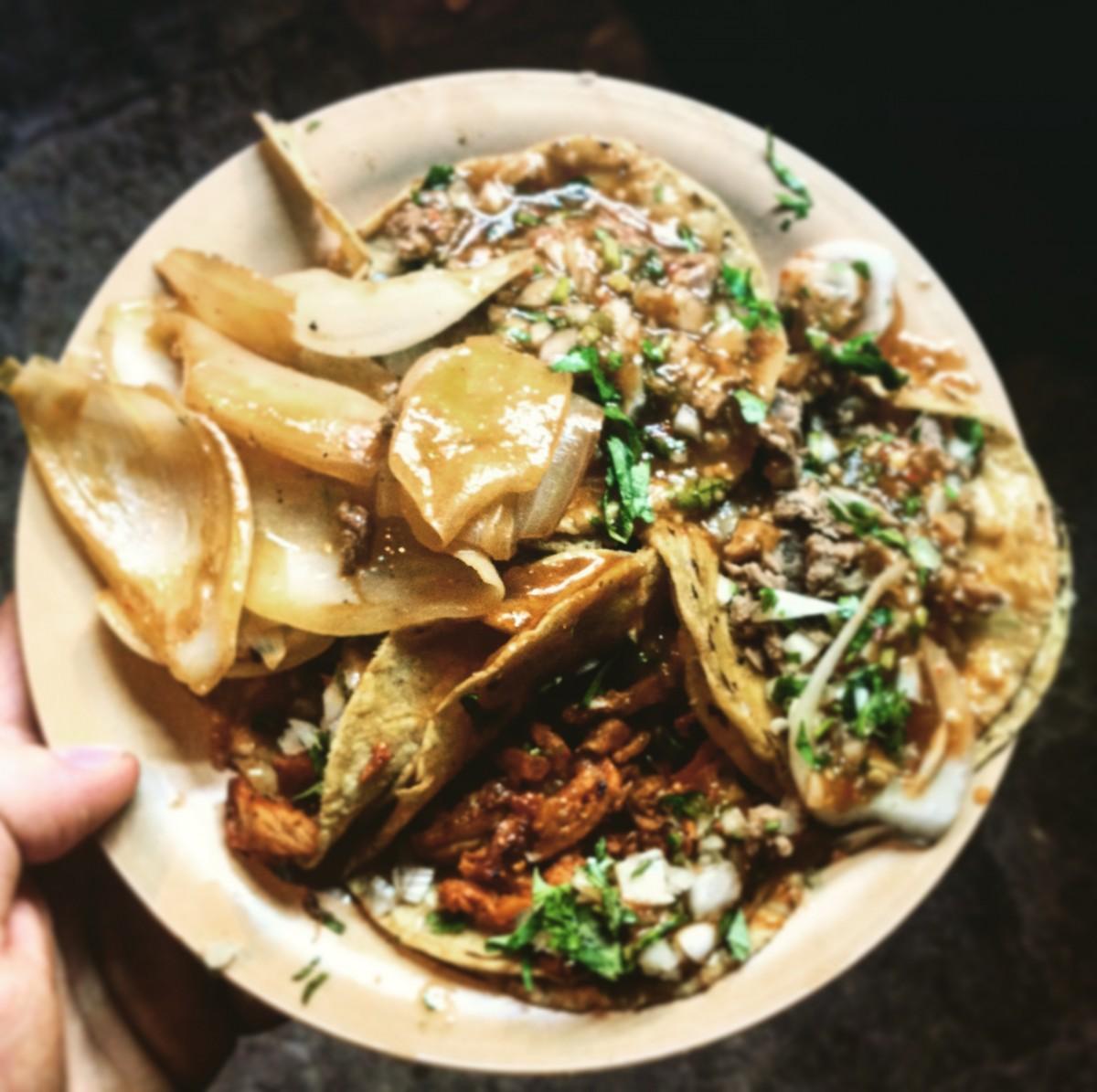 Zdjęcia: San Miguel de Allende, Guanajuato, Najlepsze Tacos na Świecie, MEKSYK