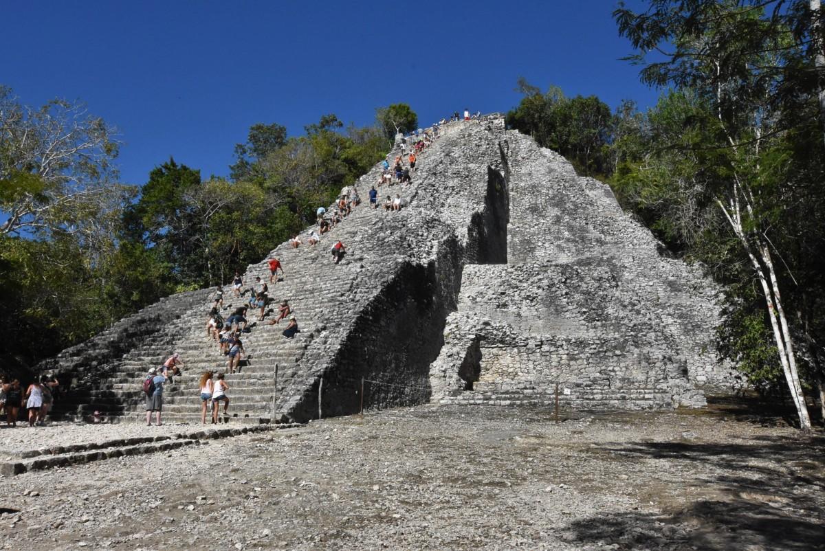 Zdjęcia: Coba, Jukatan, Coba, MEKSYK