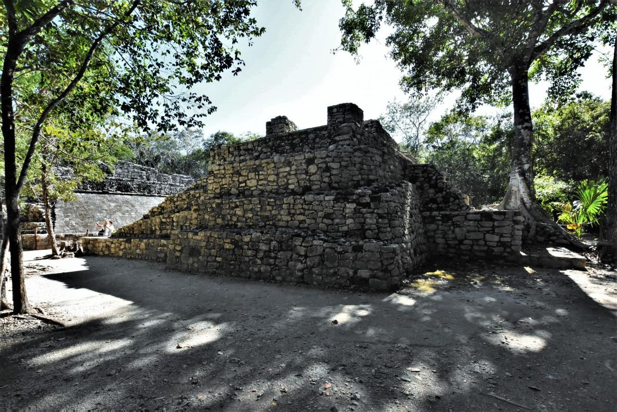 Zdjęcia: Coba, Jukatan, Coba, dziedzictwo Majów, MEKSYK