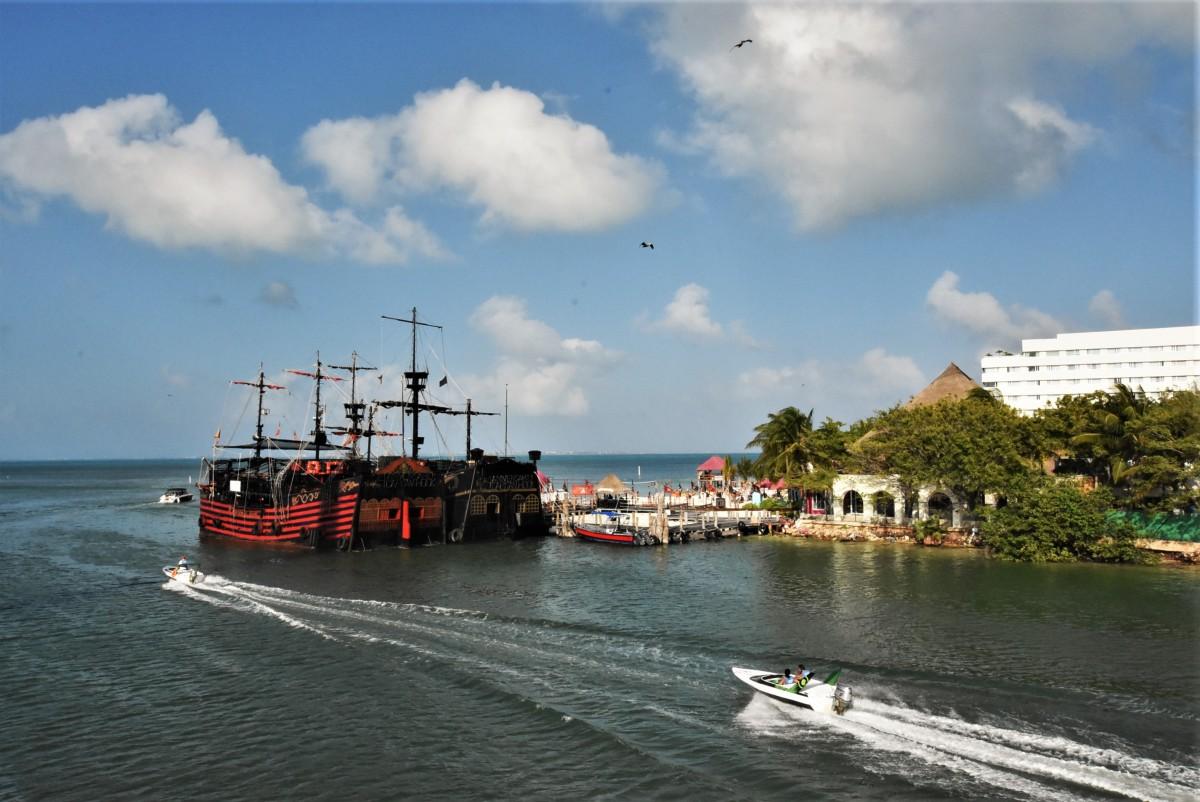 Zdjęcia: Cancun, Jukatan, Cancun dla turystów, MEKSYK