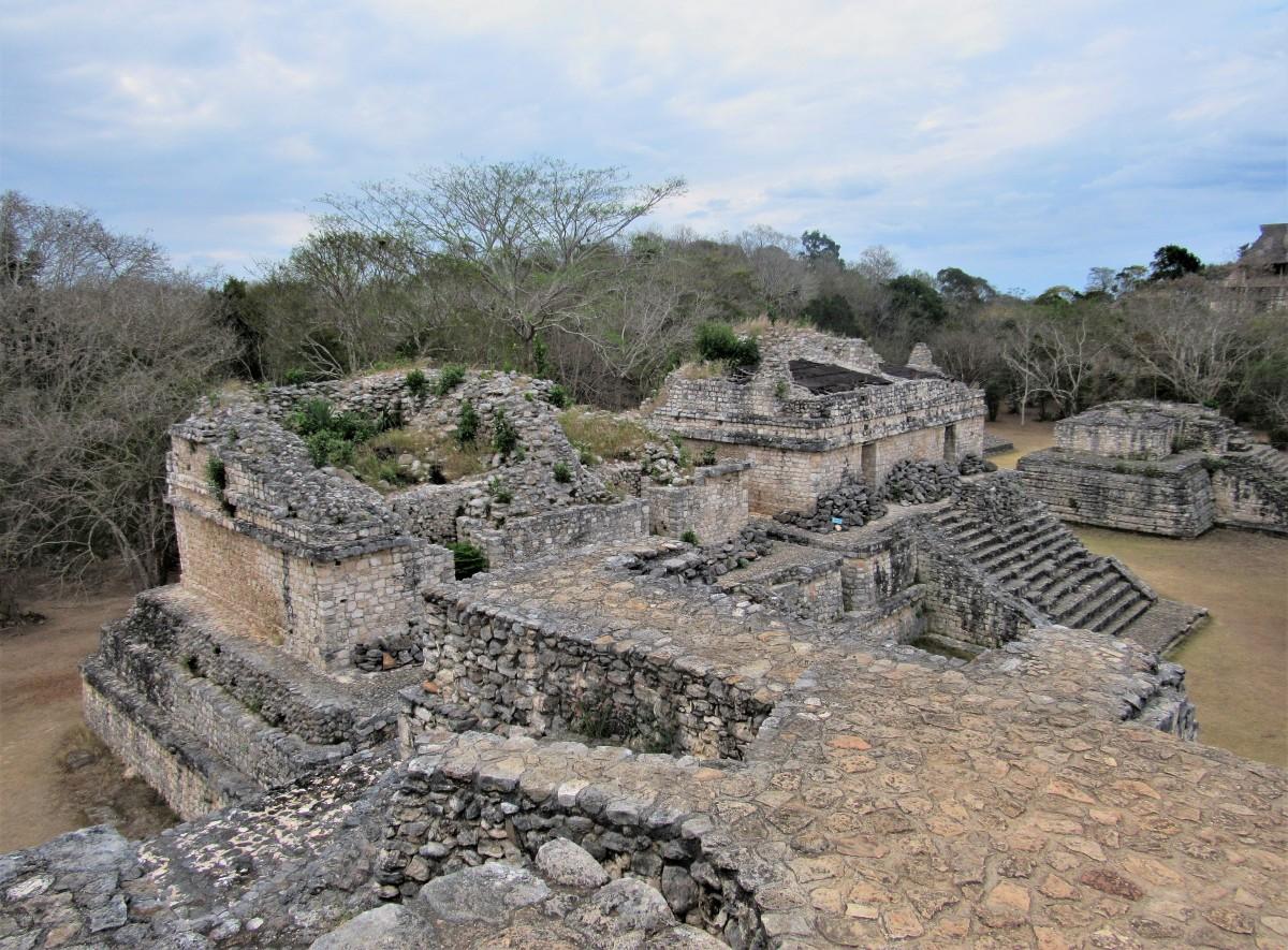 Zdjęcia: Ek Balam, Jukatan, ruiny Majów..., MEKSYK