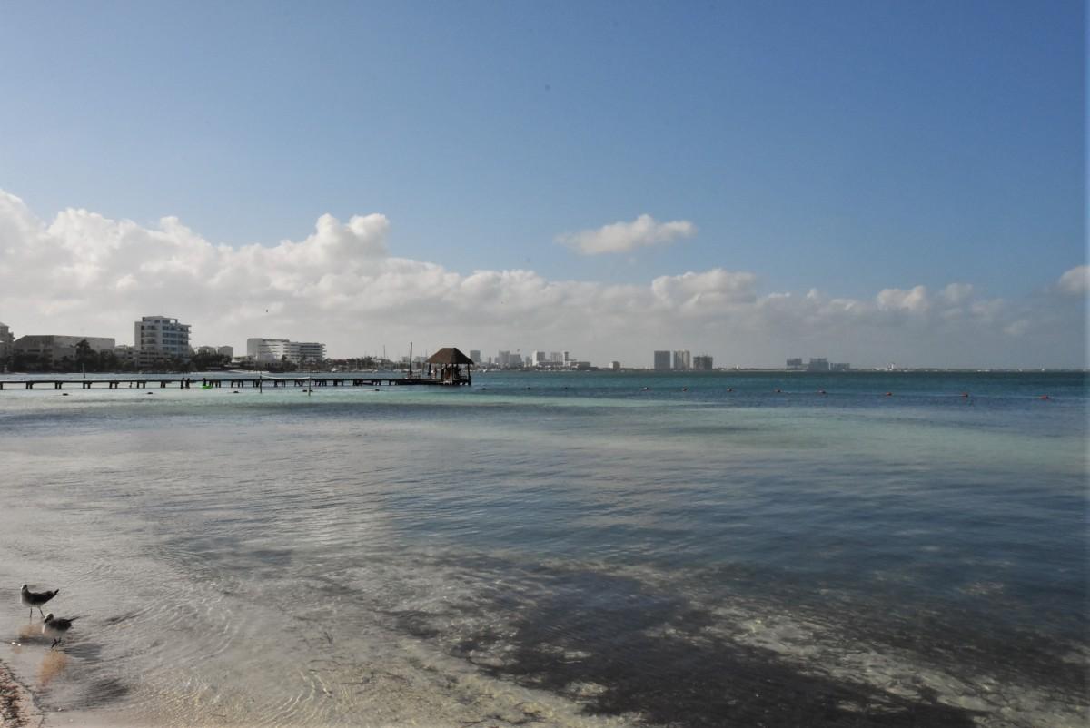 Zdjęcia: Cancun, Jukatan, Morze, MEKSYK