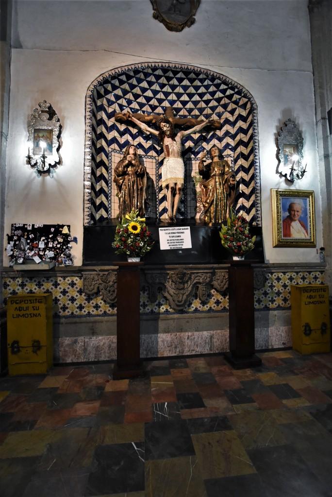 Zdjęcia: Guadalupe, Mexico City, Guadalupe, miejsce pierwszych objawień, MEKSYK