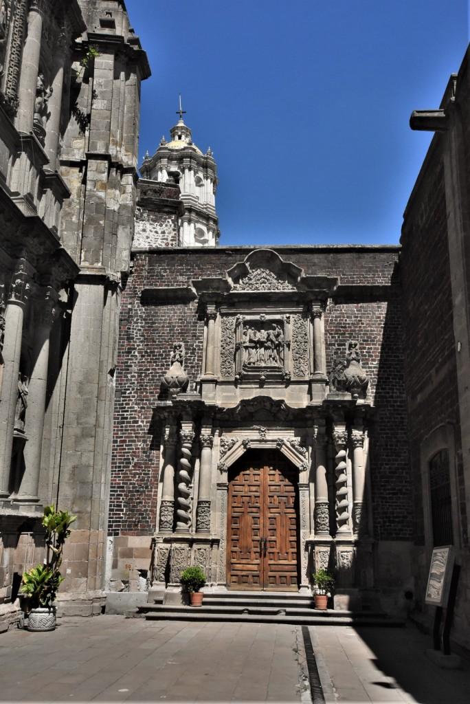 Zdjęcia: Guadalupe, Mexico City, Guadalupe, miejsce ślubów Indian, MEKSYK