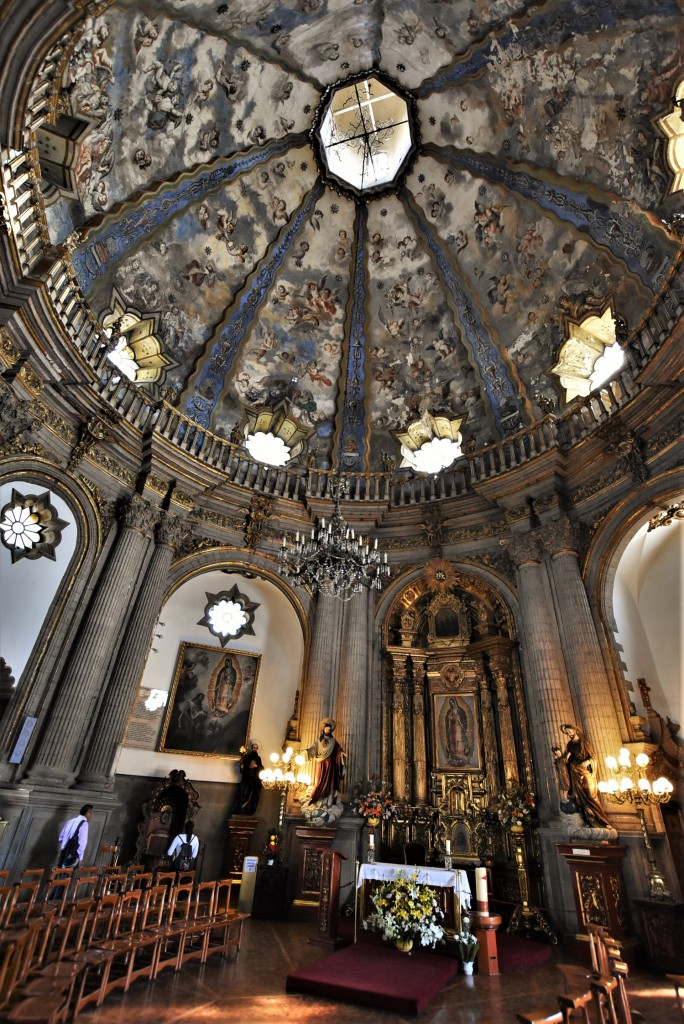 Zdjęcia: Guadalupe, Mexico City, Guadalupe, miejsce czwartego objawienia, MEKSYK